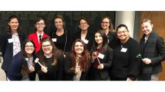 Hollins Students Recognized for Prominent Leadership Roles at Model Arab League