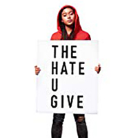Poster for The Hate You Give movie