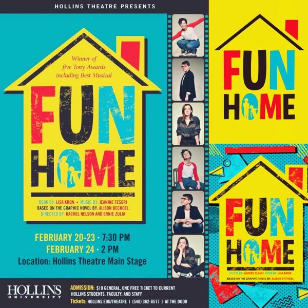 image of poster for Fun Home