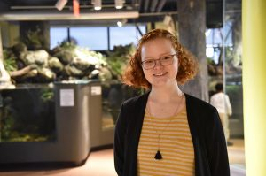 Photo of Meredith Keppel at Science Museum of Western Virginia