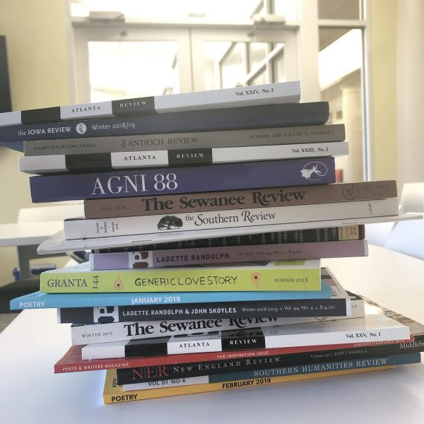 Image of library books