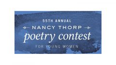 Hollins Announces Nancy Thorp Poetry Contest Winners