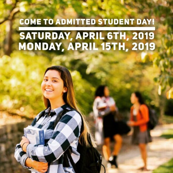 Image for Admitted Student Day