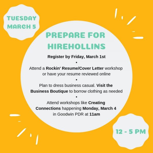 Poster for Hire Hollins