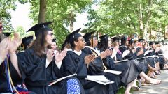 177th Commencement Honors the Class of 2019, May 26
