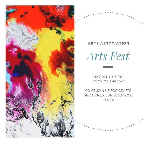 Image of poster for Arts Fest