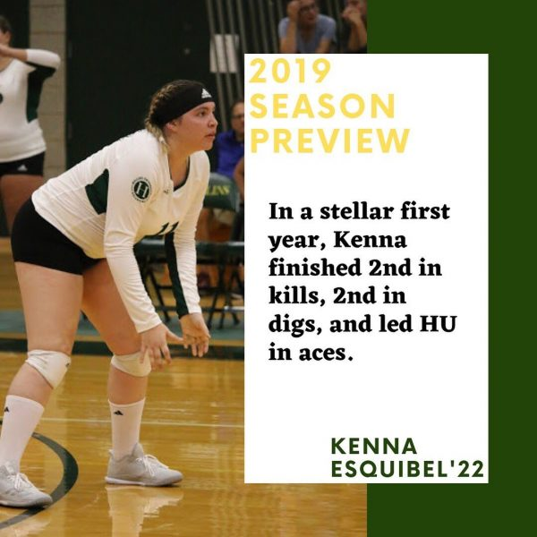 Kenna - volleyball
