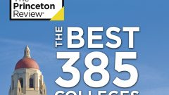 "Hollins Earns National Rankings in The Princeton Review's ""Best 385 Colleges"""