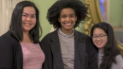 Three Juniors Receive Celebrated Gilman Scholarship for International Study