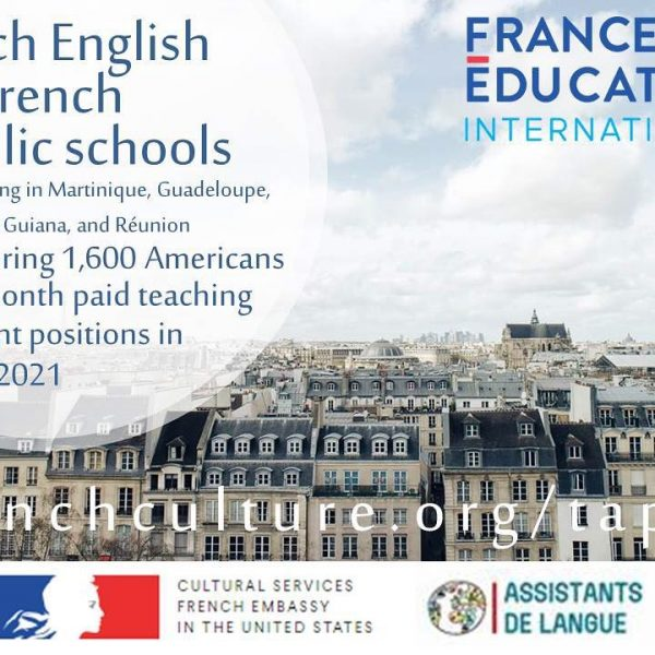 Teach English in French public schools