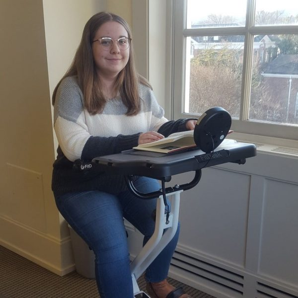 Fitdesk at library