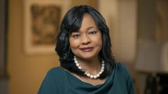 """""""I Found My Heart at Hollins"""": President-Elect Hinton Shares How the Campus Community Is Already Inspiring Her"""
