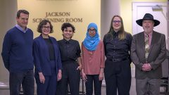 """Hollins Students to Deliberate """"Ethics and Higher Education"""" at Wells Fargo Ethics Bowl"""