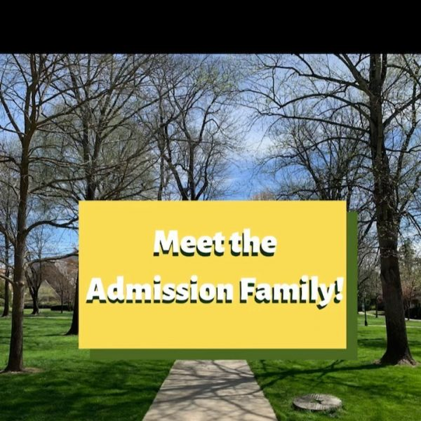 Admission video