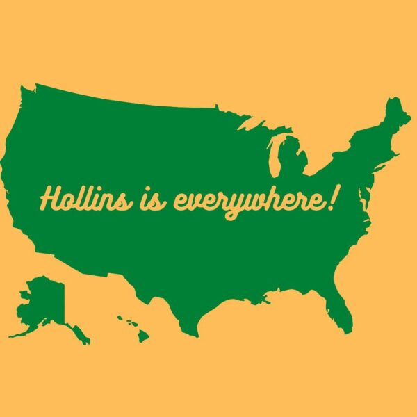 Hollins is everywhere