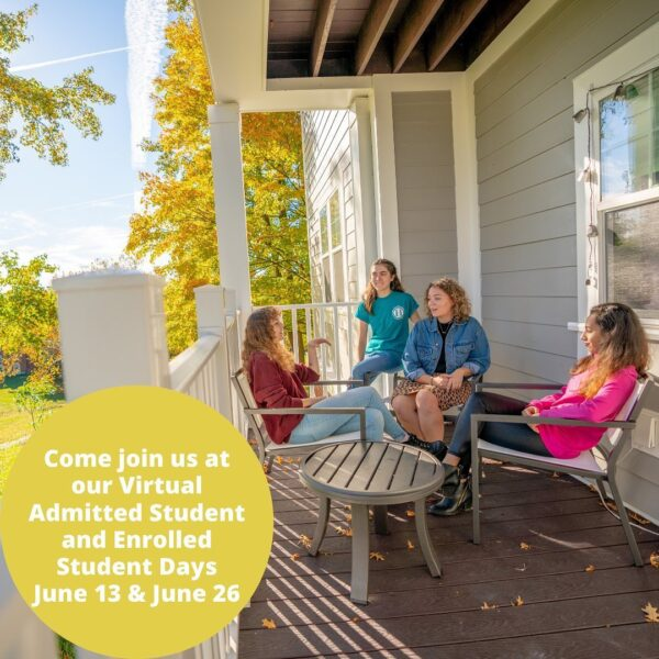 virtual student admitted days