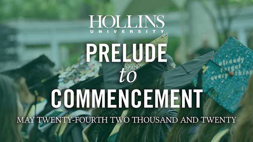 Virtual Prelude to Commencement