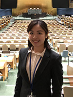 Rosie Wong '22