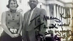 Hollins Alumna Recalls First Job With Rep. John Lewis