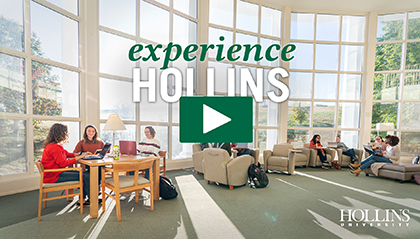 Experience Hollins