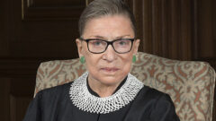 President Hinton Joins Women's College Coalition in Honoring Ruth Bader Ginsburg