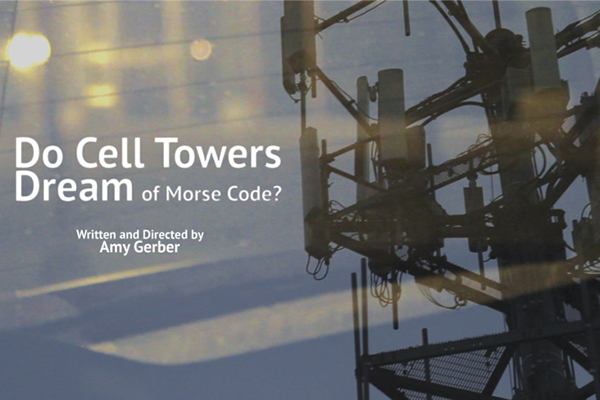 """Do Cell Phones Dream of Morse Code?"""