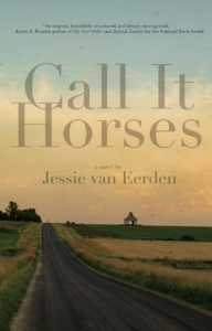 Call It Horses Book Cover