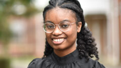 """Te'ya Mitchell '21 Earns Urban Teachers Fellowship, Will Uphold Their Mission to """"Teach for a Just Future"""""""