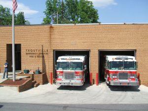 Troutville Vol. Fire Department