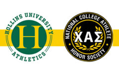 Chi Alpha Sigma Inducts Eight Hollins Student-Athletes