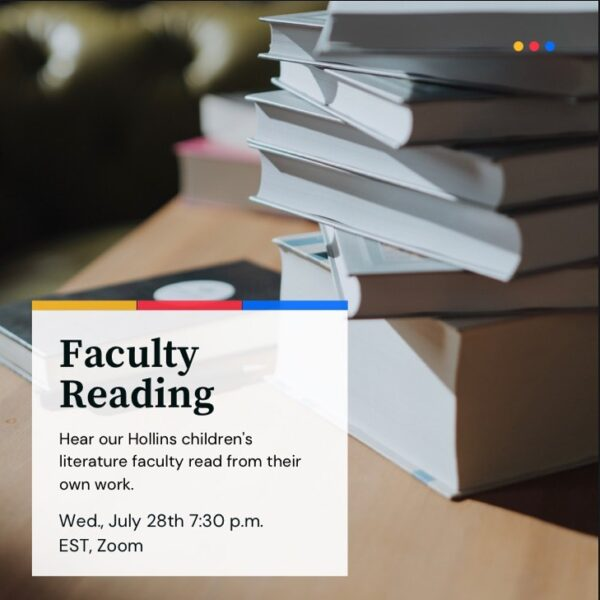 Faculty Reading