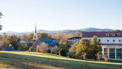 """Hollins Receives CIC Grant to Support """"Partners in Purpose"""" Project"""