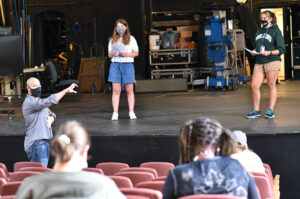 Hollins Theatre: Caught in the Act