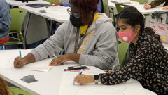 """Sullivan Foundation Workshop Encourages First-Year Students to Embrace """"Head, Heart, Hustle"""""""