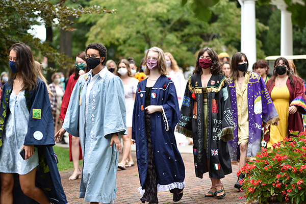 Opening Convo Procession 2021